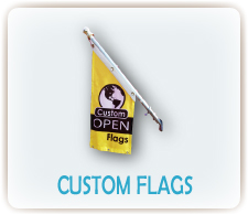 Design custom printed flags online